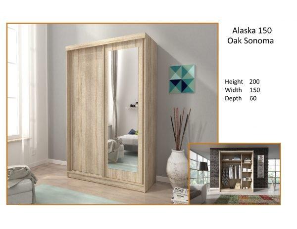 alaska oak sonoma