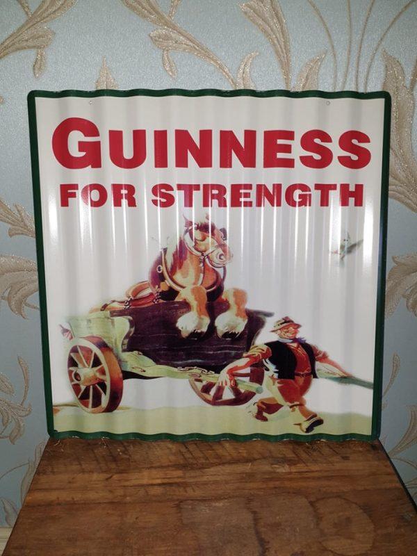 guinness for strength