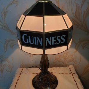 guinness lamp