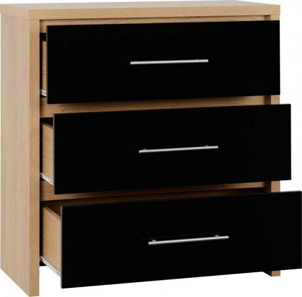 seville 3 drawer locker